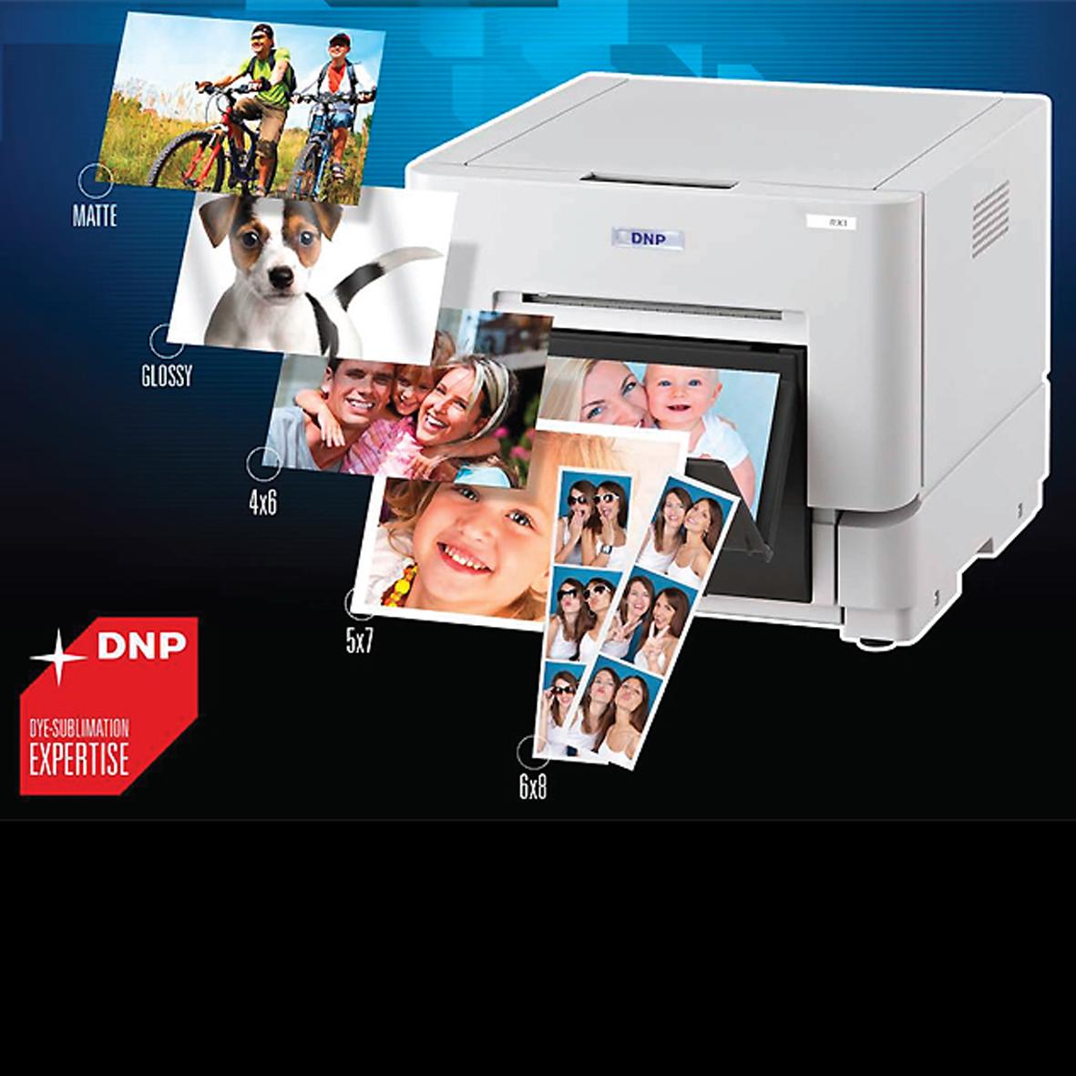 Co thuê máy in ảnh DNP RX1 in cỡ 13x18