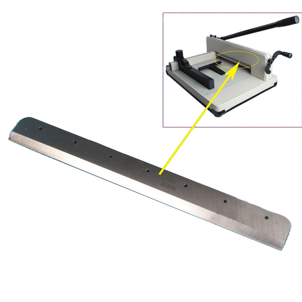 Lưỡi dao bàn cắt giấy YG-858 A4 trợ lực