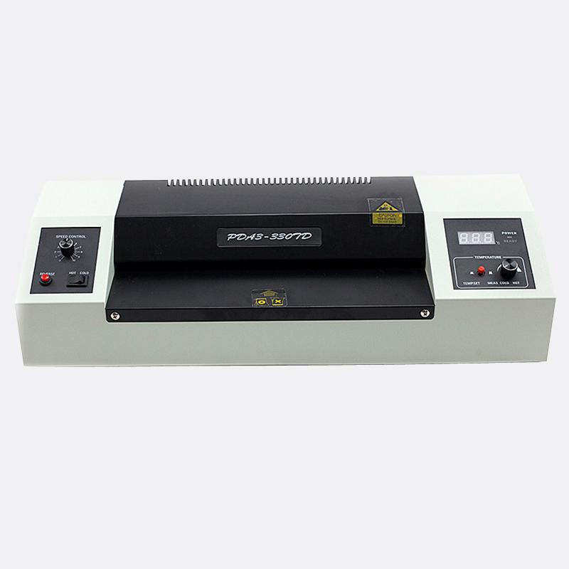 Máy ép Plastic PDA 330TD (Tự điều chỉ tốc độ)