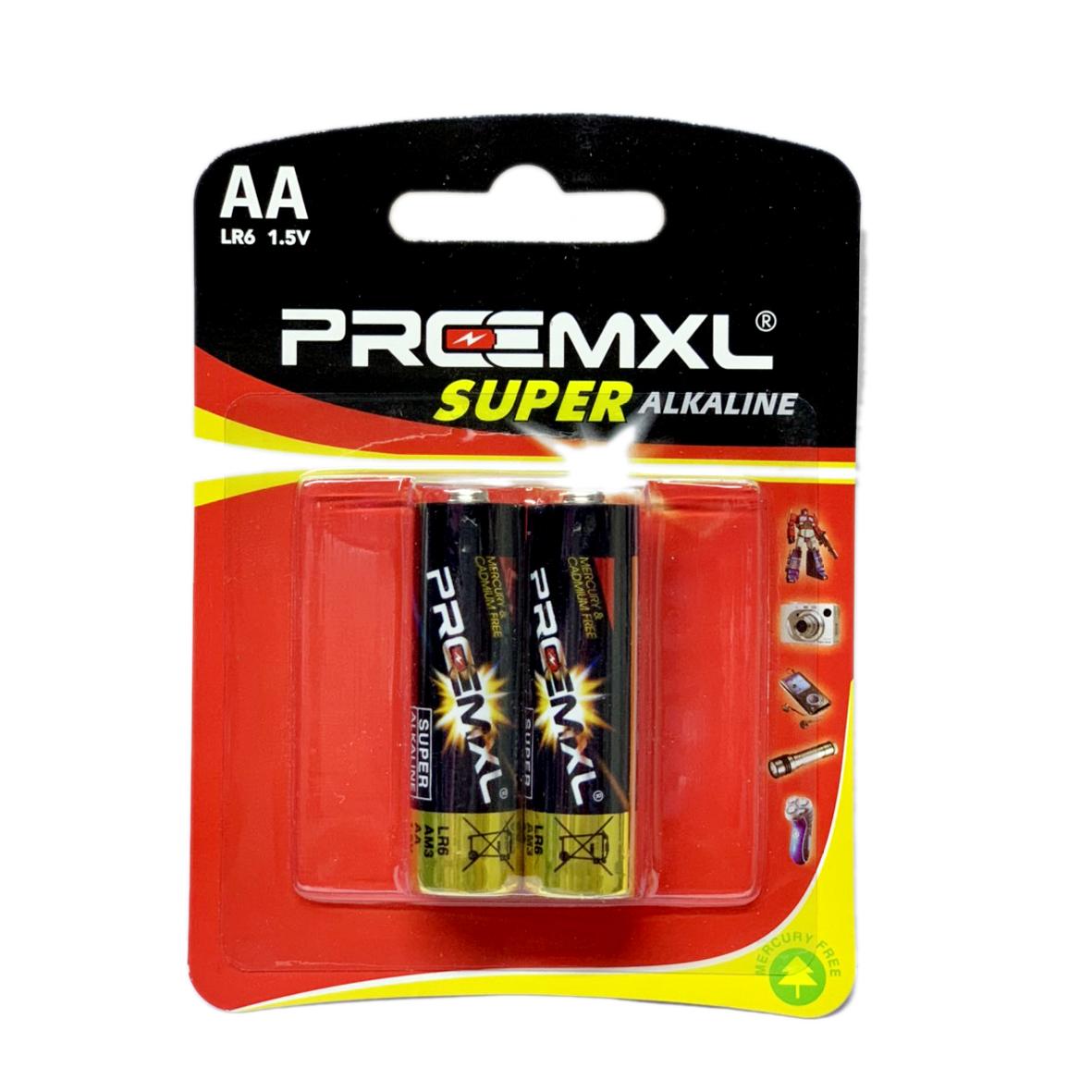 Pin AA PREEMXL Super Alkaline 1.5v