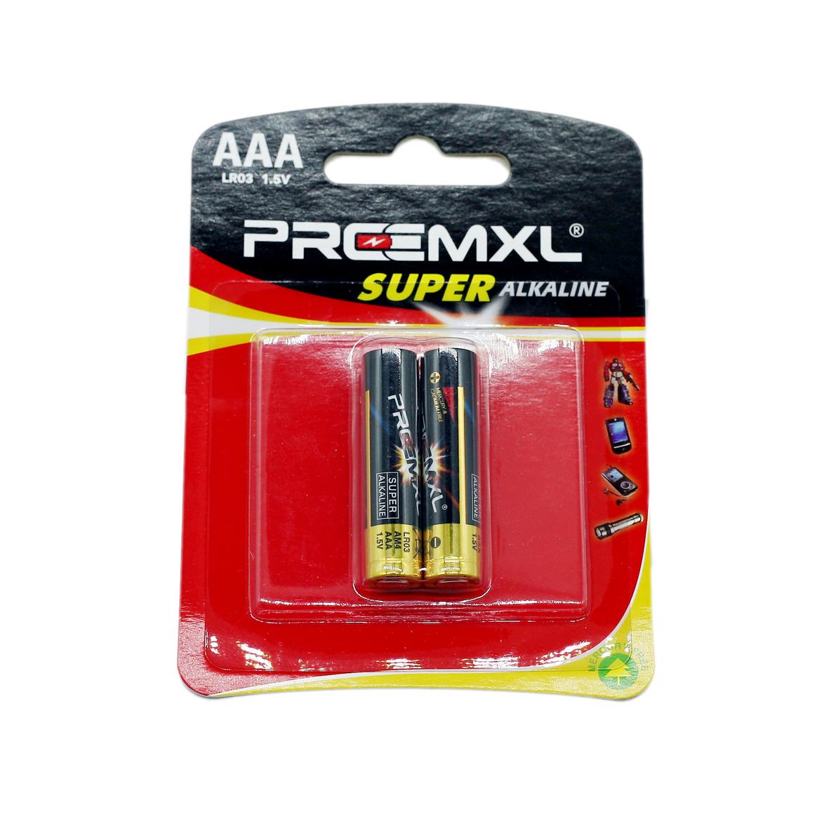 Pin AAA PREEMXL Super Alkaline 1.5v
