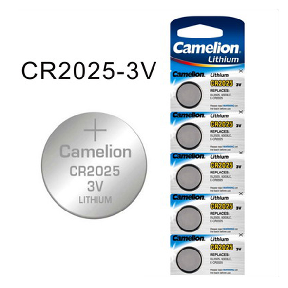 Pin Lithium Camelion CR2025 3V