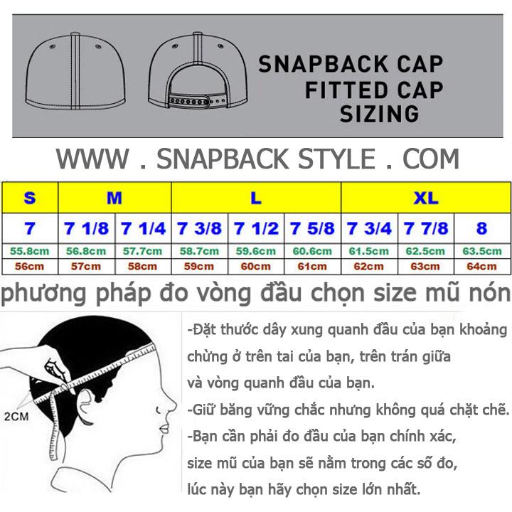 nón lưỡi trai, nón snapback, nón bít đuôi nam nữ, hàng vnxk, original shop Cach-do-size-mu-non-pit-duoi-snapback-style-197b0fb2-6112-4eb2-aabe-70fe9664eb0f