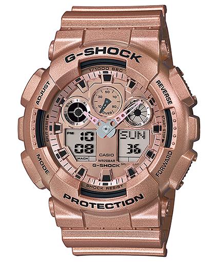 Đồng hồ CASIO GA-100GD-9ADR