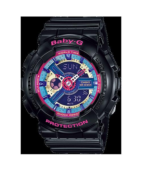 Đồng hồ CASIO BA-112-1ADR
