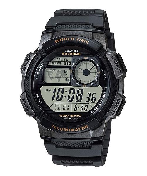 Đồng hồ CASIO AE-1000W-3AVDF