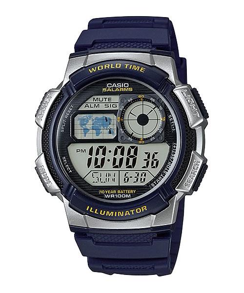 Đồng hồ CASIO AE-1000W-2AVDF