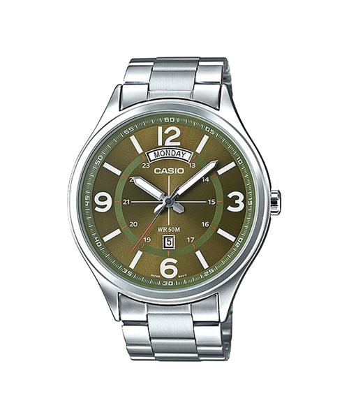 Đồng hồ CASIO MTP-E129D-3AVDF