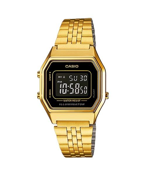 Đồng hồ CASIO LA680WGA-1BDF