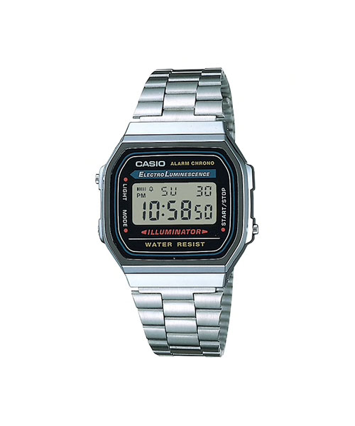 Đồng hồ CASIO A168WA-1WDF