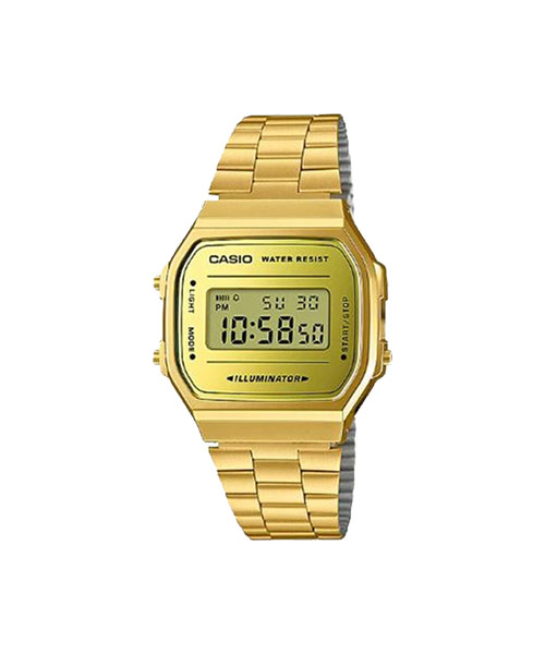 Đồng hồ CASIO A168WEGM-9DF