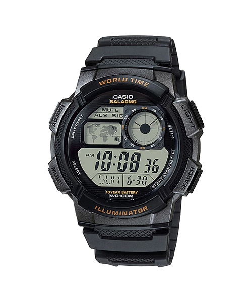 Đồng hồ CASIO AE-1000W-1AVDF