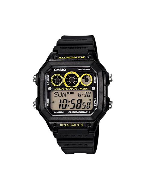 Đồng hồ CASIO AE-1300WH-1AVDF