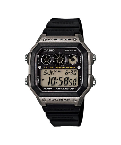 Đồng hồ CASIO AE-1300WH-8AVDF