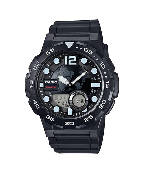 Đồng hồ CASIO AEQ-100W-1AVDF