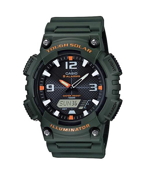 Đồng hồ CASIO AQ-S810W-3AVDF