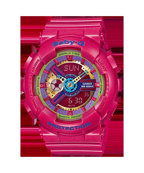 Đồng hồ CASIO BA-112-4ADR