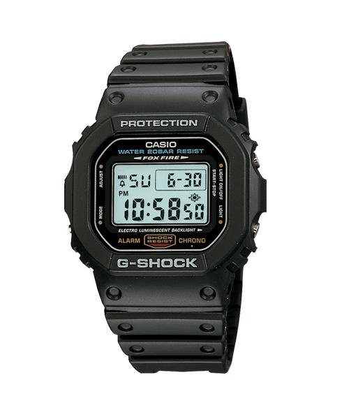 Đồng hồ CASIO DW-5600E-1VDF