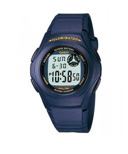 Đồng hồ CASIO F-200W-2BDF