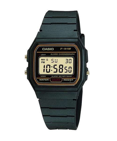 Đồng hồ CASIO F-91WG-9QDF