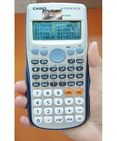 Máy tính CASIO FX-570VNPLUS