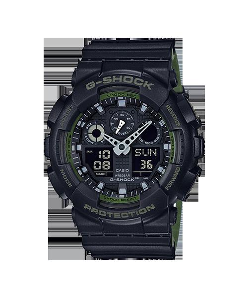 Đồng hồ CASIO GA-100L-1ADR