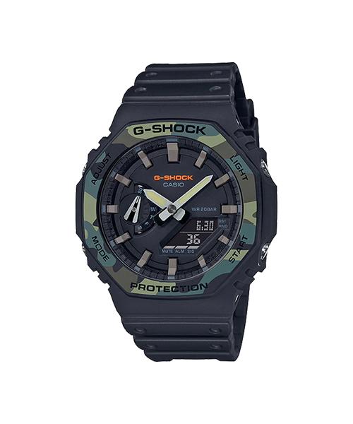 Đồng hồ G-SHOCK GA-2100SU-1ADR