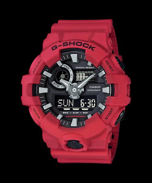 Đồng hồ CASIO GA-700-4ADR
