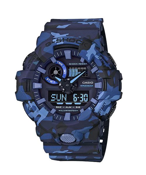 Đồng hồ CASIO GA-700CM-2ADR