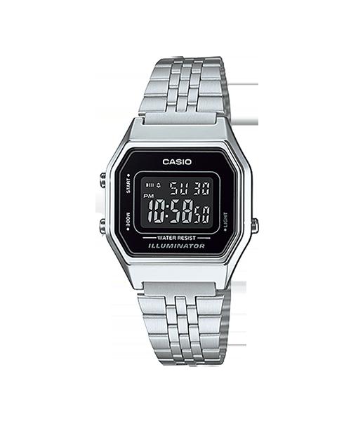 Đồng hồ CASIO LA680WA-1BDF