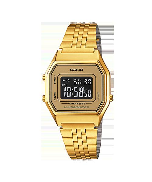 Đồng hồ CASIO LA680WGA-9BDF