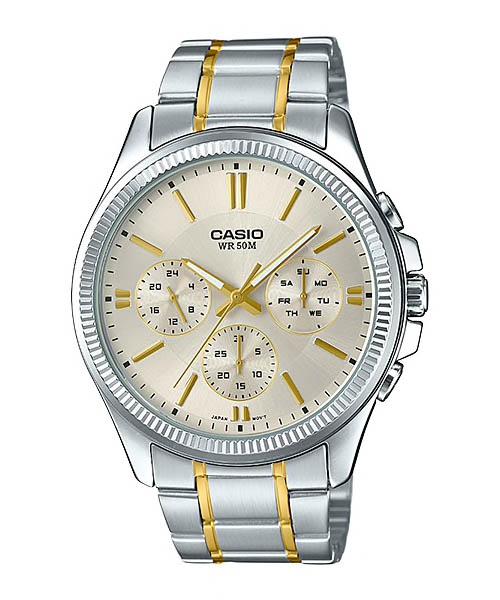 Đồng hồ CASIO MTP-1375SG-9AVDF