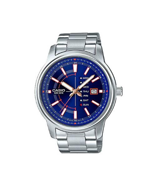 Đồng hồ CASIO MTP-E128D-2AVDF