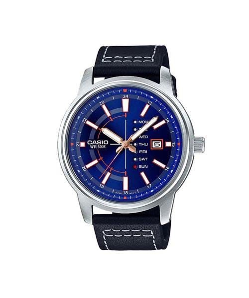 Đồng hồ CASIO MTP-E128L-2A1VDF