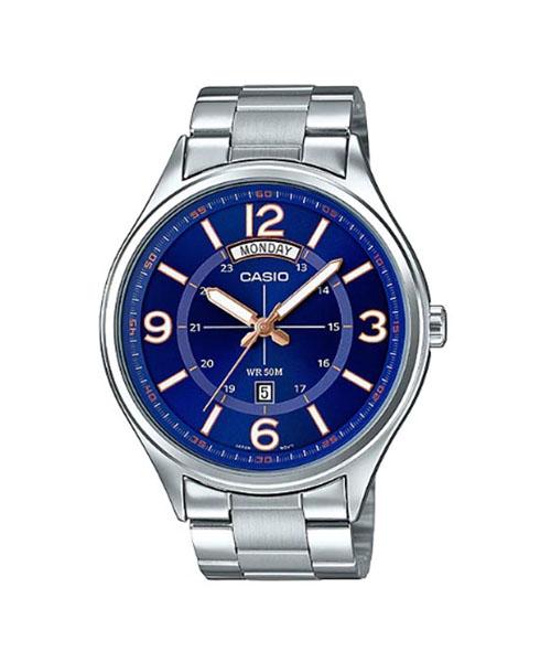 Đồng hồ CASIO MTP-E129D-2BVDF