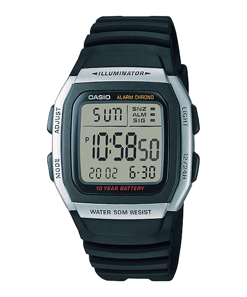 DONG HO CASIO W-96H-1AVDF