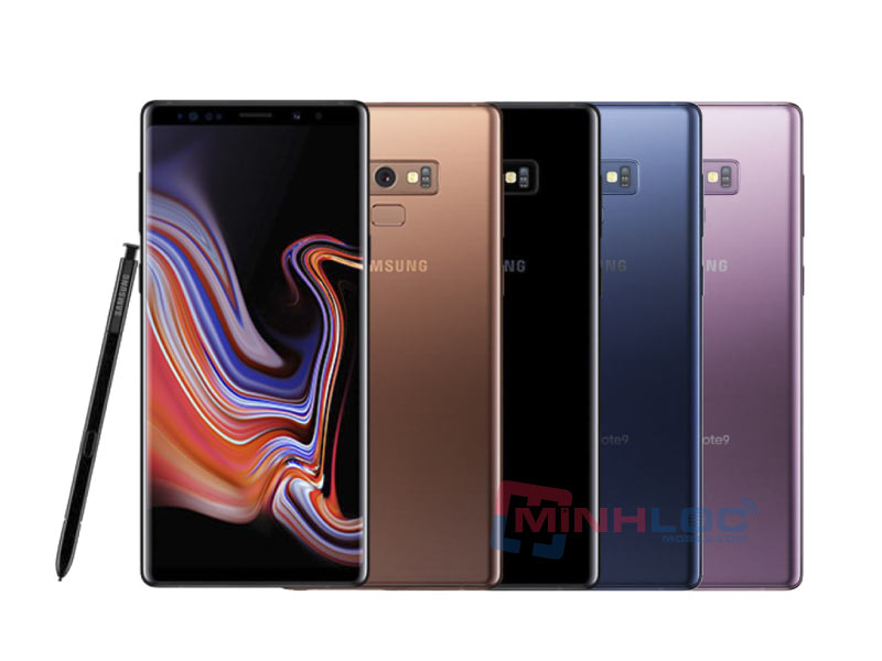 Samsung Galaxy Note 9 giá cực rẻ   Hỗ trợ trả góp 0%