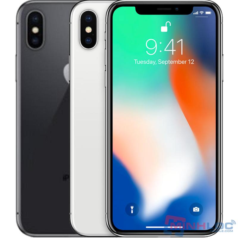 iPhone X 64Gb/256Gb QT Chưa Active | Like New 99%