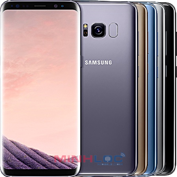 Samsung S8/S8 Plus QT (Like New 99%) | Minh Lộc Mobile