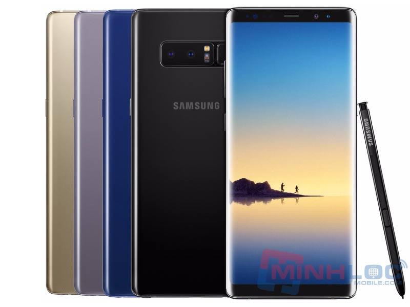 Samsung Galaxy Note 8 giá cực rẻ | Hỗ trợ trả góp 0%