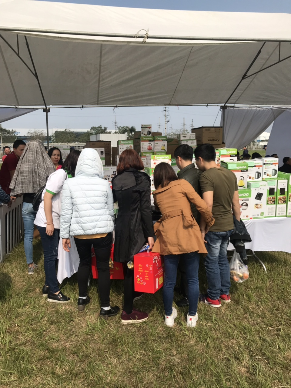 KangarooStore.vn tham dự Hội chợ Fushan 2019 - 5
