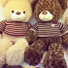 Gấu Teddy Choco 1m