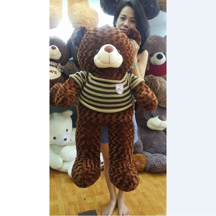 Gấu bông teddy cỡ lớn 1m5 02