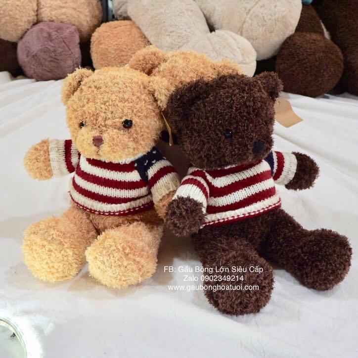 gấu bông teddy nhỏ xinh