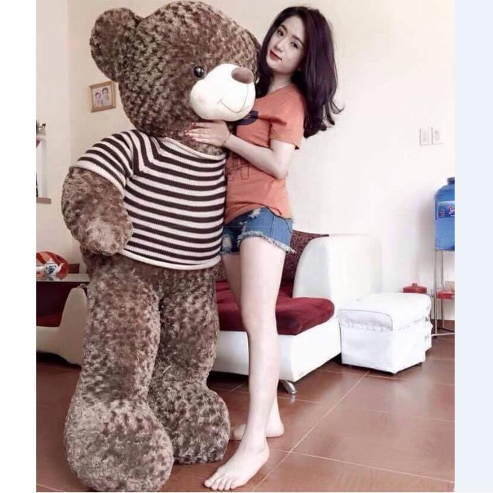 Gấu bông cao cấp Choco ngoại nhập 1m6