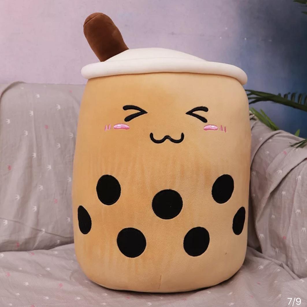 Trà Sữa Bông kèm mền êm ái