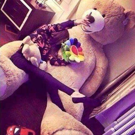 Gấu Teddy Bear & Me 2m