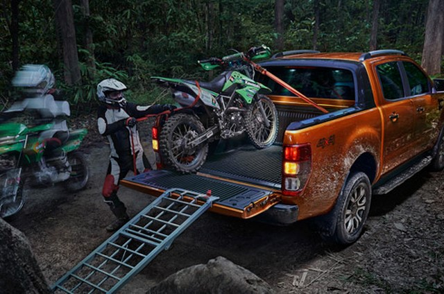 ford ranger tro hang
