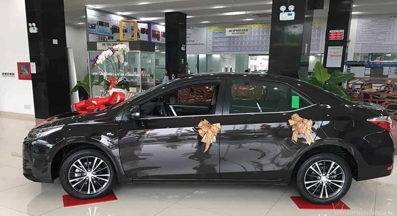 Xe Toyota Altis rất được yêu thích và đạt doanh số khá lớn trong nhiều năm qua