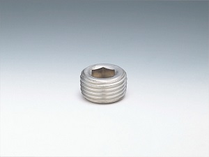 Hexagon Socket Headless Tapered Pipe Plug